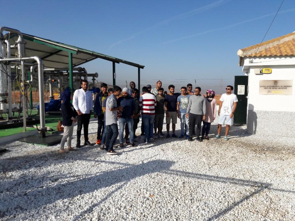 Kassel alumnos biogas -